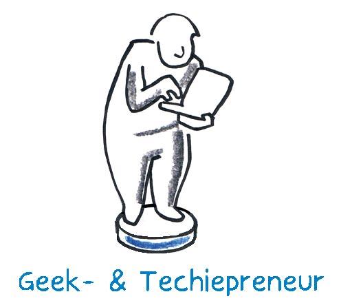 Der Geek- und Techiepreneur bastelt am Algorithmus, der unser tägliches Konsumverhalten im Internet verändern soll. Sei es die Suchhilfe für noch unbewusste Kundenwünsche oder das Internet der Dinge, das unsere Geräte vernetzt.