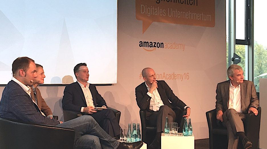 Amazon Academy – Digitaler Turbo-Kapitalismus an der Karl-Marx-Allee