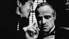 "Answer with Don Corleone from The Godfather: ""Someday I will come to you for a favor…"""