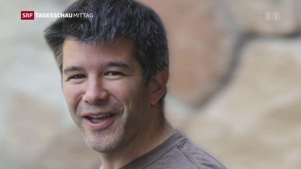 Professor Grichnik im Interview auf SRF zum Rücktritt von Uber CEO Travis Kalanick