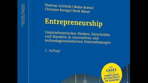 DAS LEHRBUCH zum Entrepreneurship jetzt in 2. Auflage erschienen!