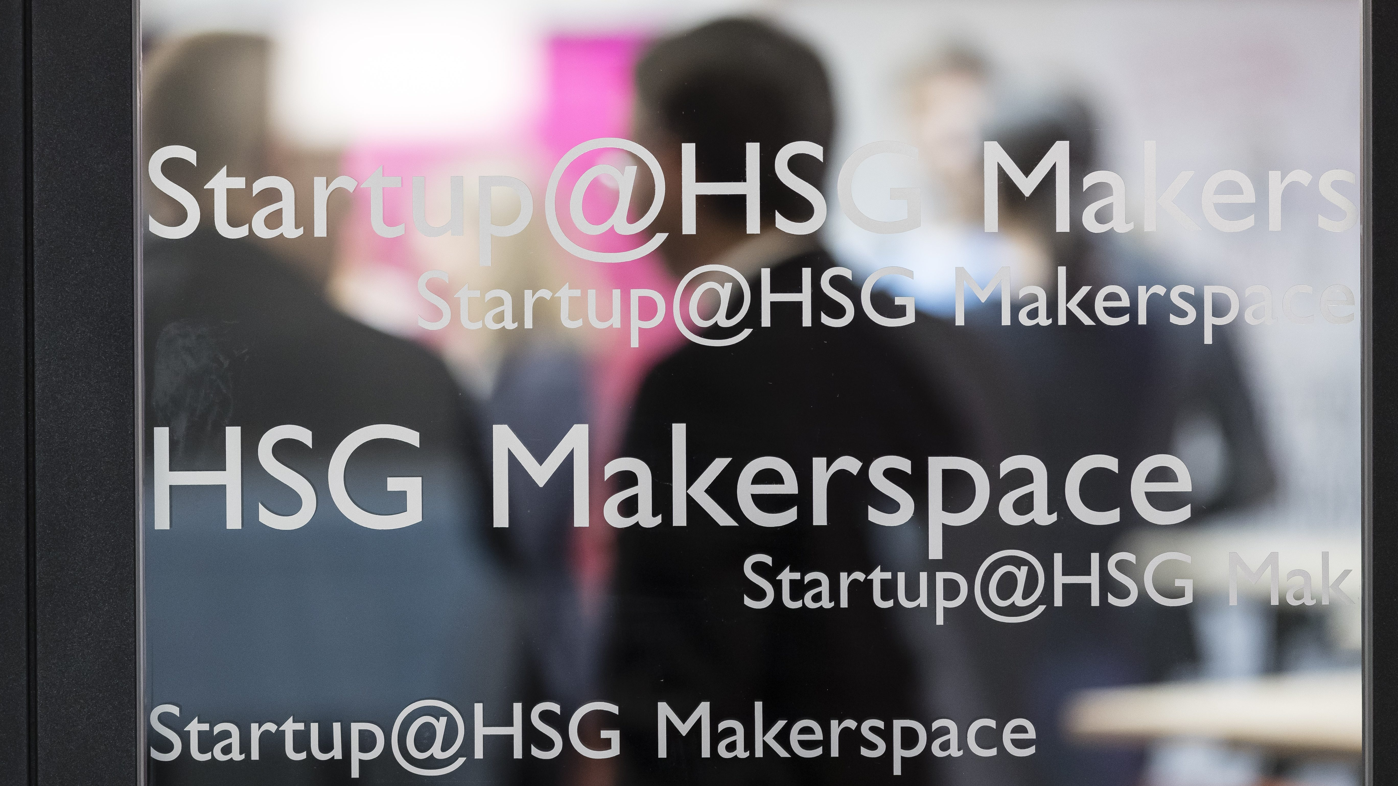 Startup@HSG MakerSpace Opening