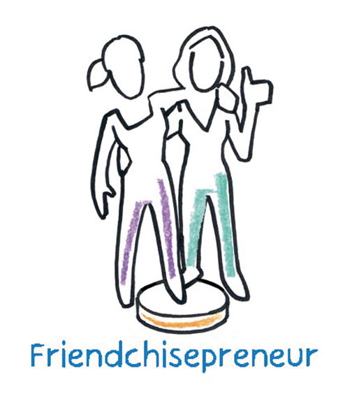 The Friendchisepreneur is looking for a companion who will work with him on a shared passion, the solution to an exciting customer problem.